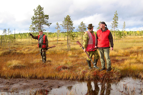 Kuusamo Wild Nature hunters